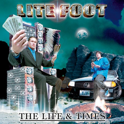 Album Cover-The Life and Times